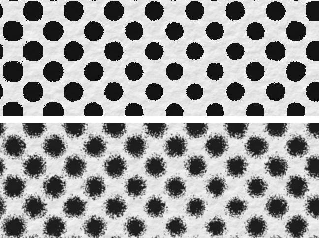 Dot Distortion