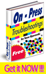 on-press toubleshooting e-book cover