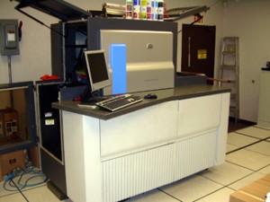 HP Indigo s2000