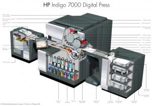 HP Indigo 7000
