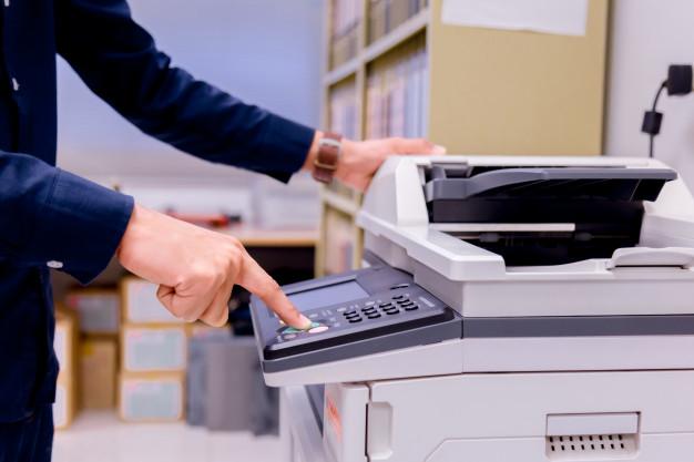 local repairs of printers