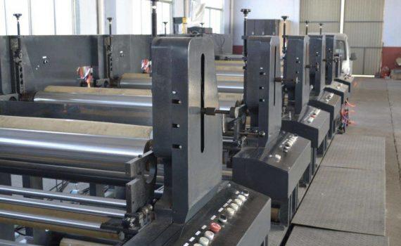 flexographic printing process