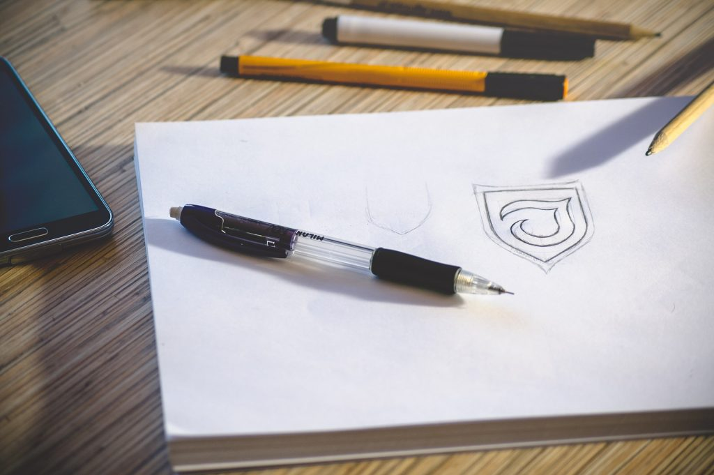creation of logo