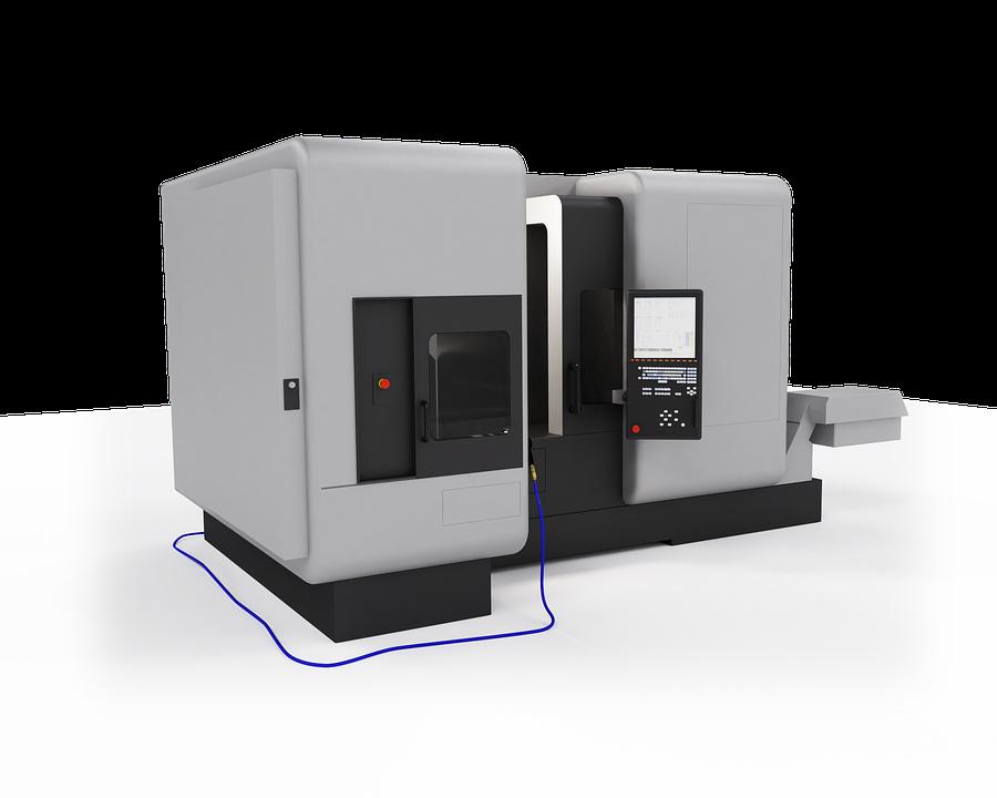 machining center of cnc machine