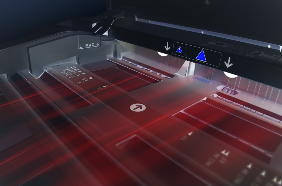 printing with digital machines
