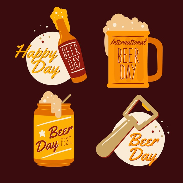 stickers for beer promotion