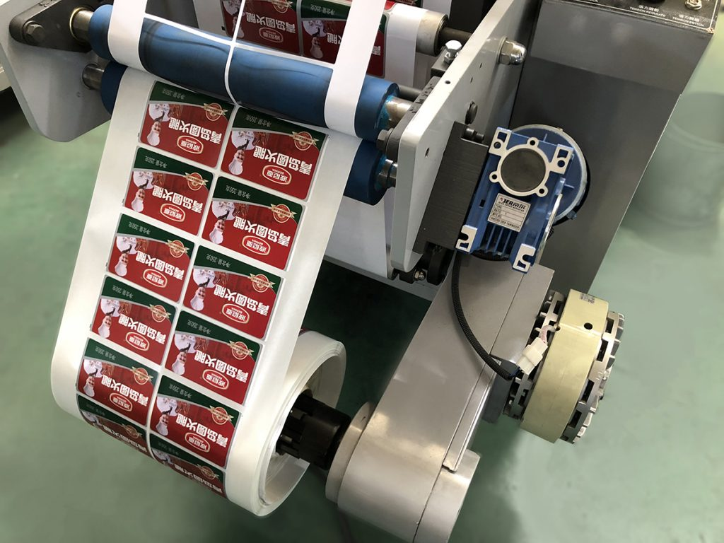 production of labels