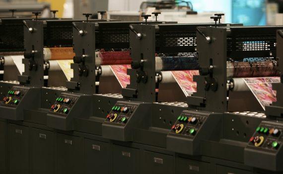 modern technology in printing