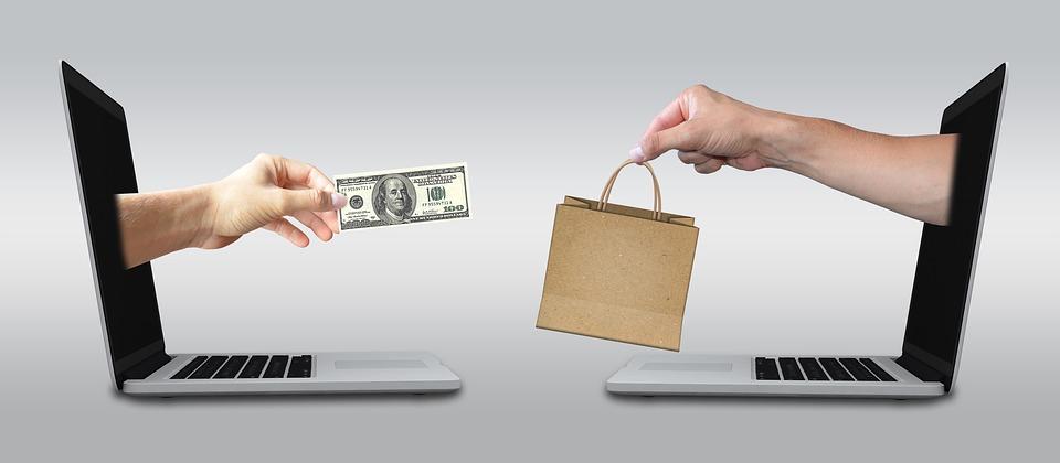 e-comerc shopping