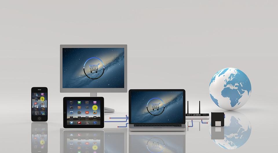 e-commerce website.