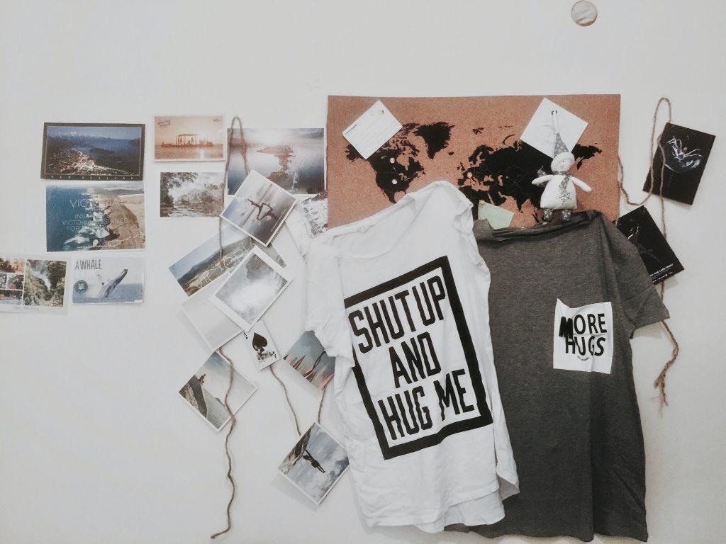 different t-shirt designs